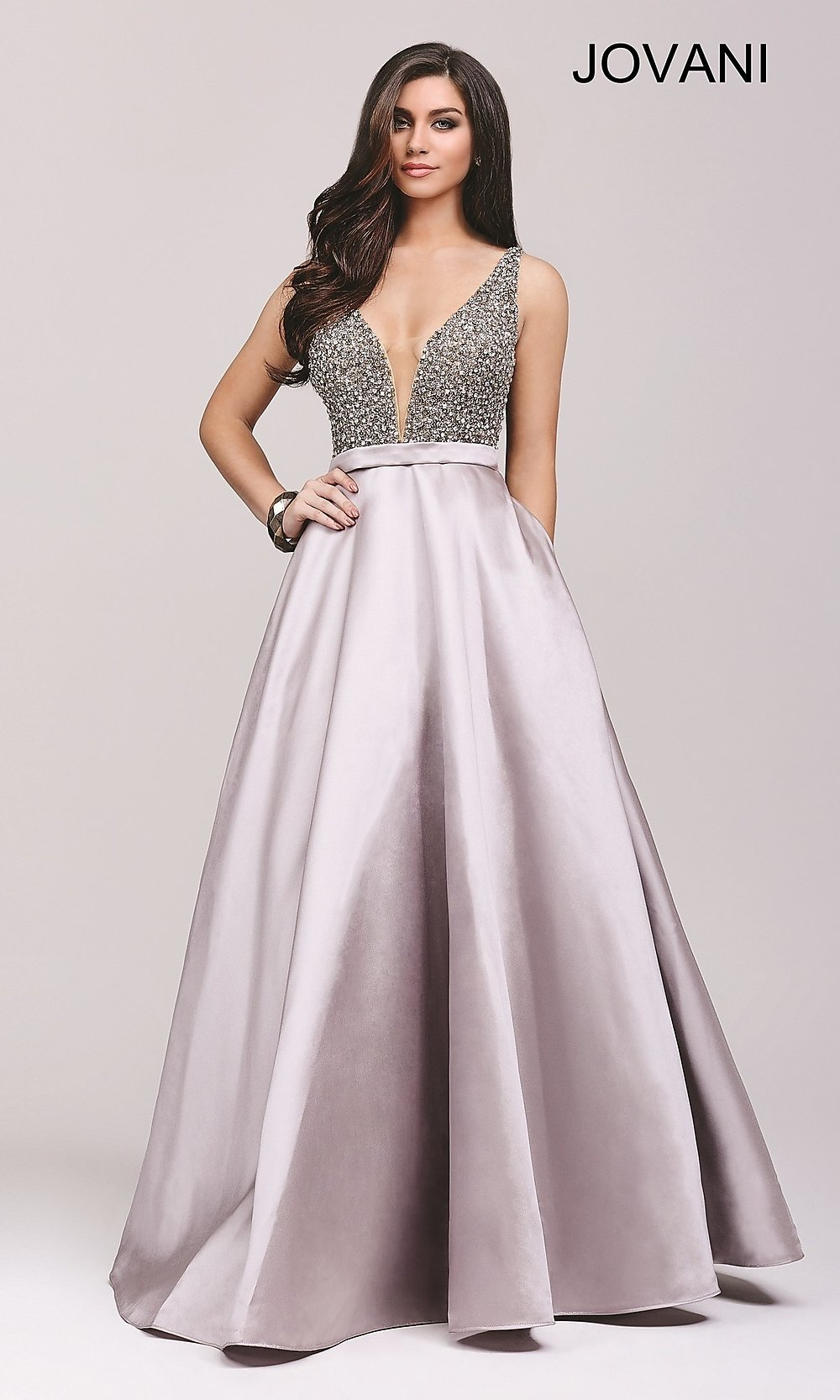 Celebrity Prom Dresses, Sexy Evening Gowns - PromGirl: JO-32609