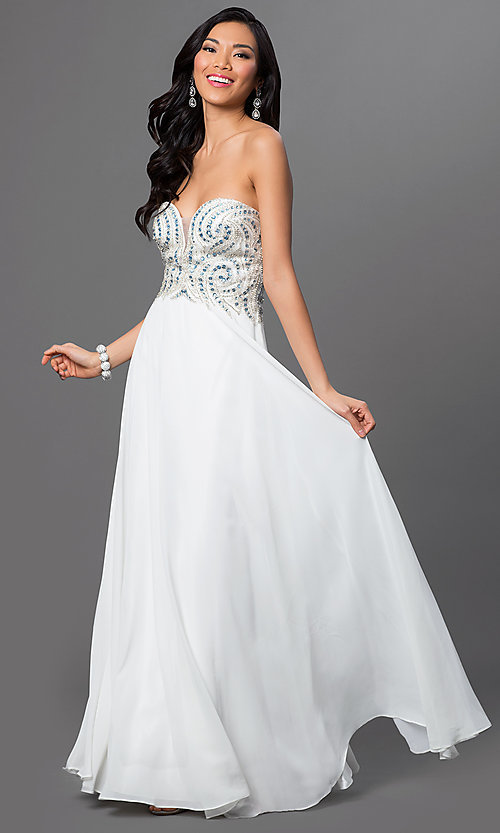 Style: DQ-9255 Detail Image 1