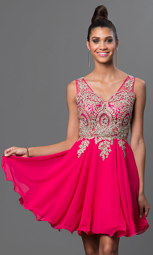 Style: DQ-9384 Detail Image 1
