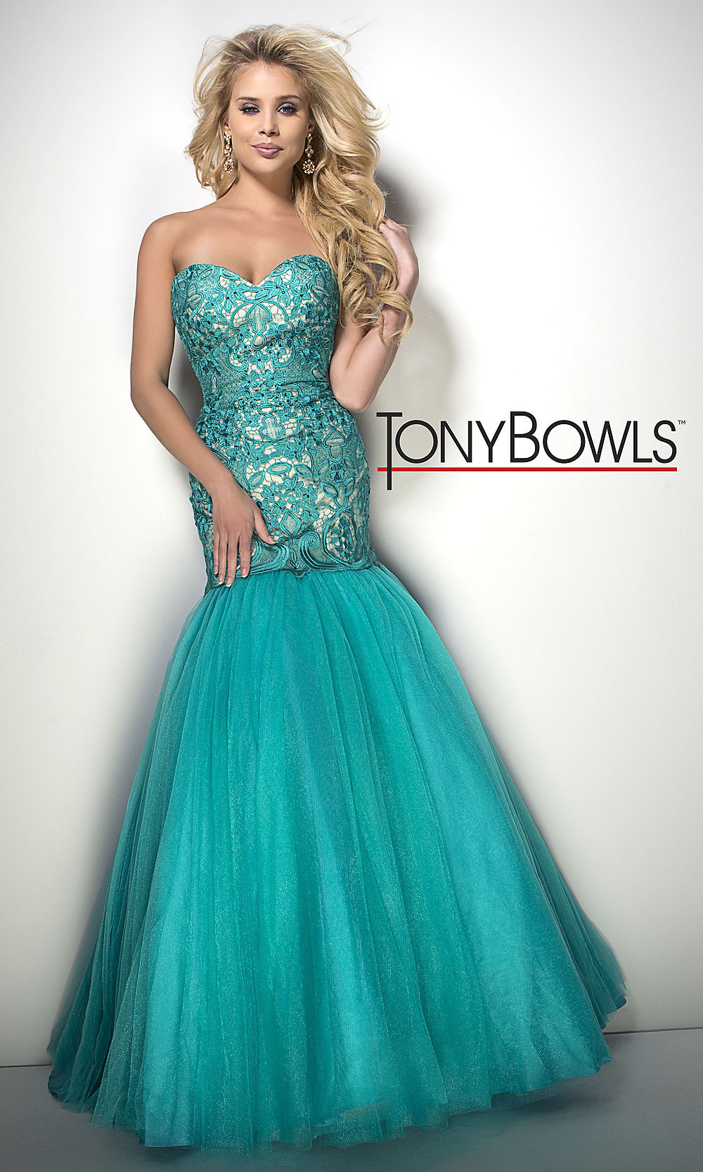 Celebrity Prom Dresses, Sexy Evening Gowns - PromGirl: TONY-TB11649