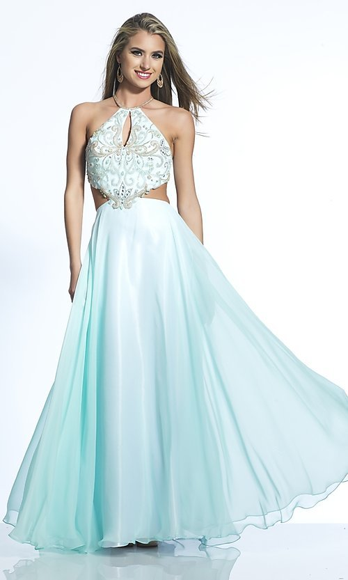 Celebrity Prom Dresses, Sexy Evening Gowns - PromGirl: DJ-2018