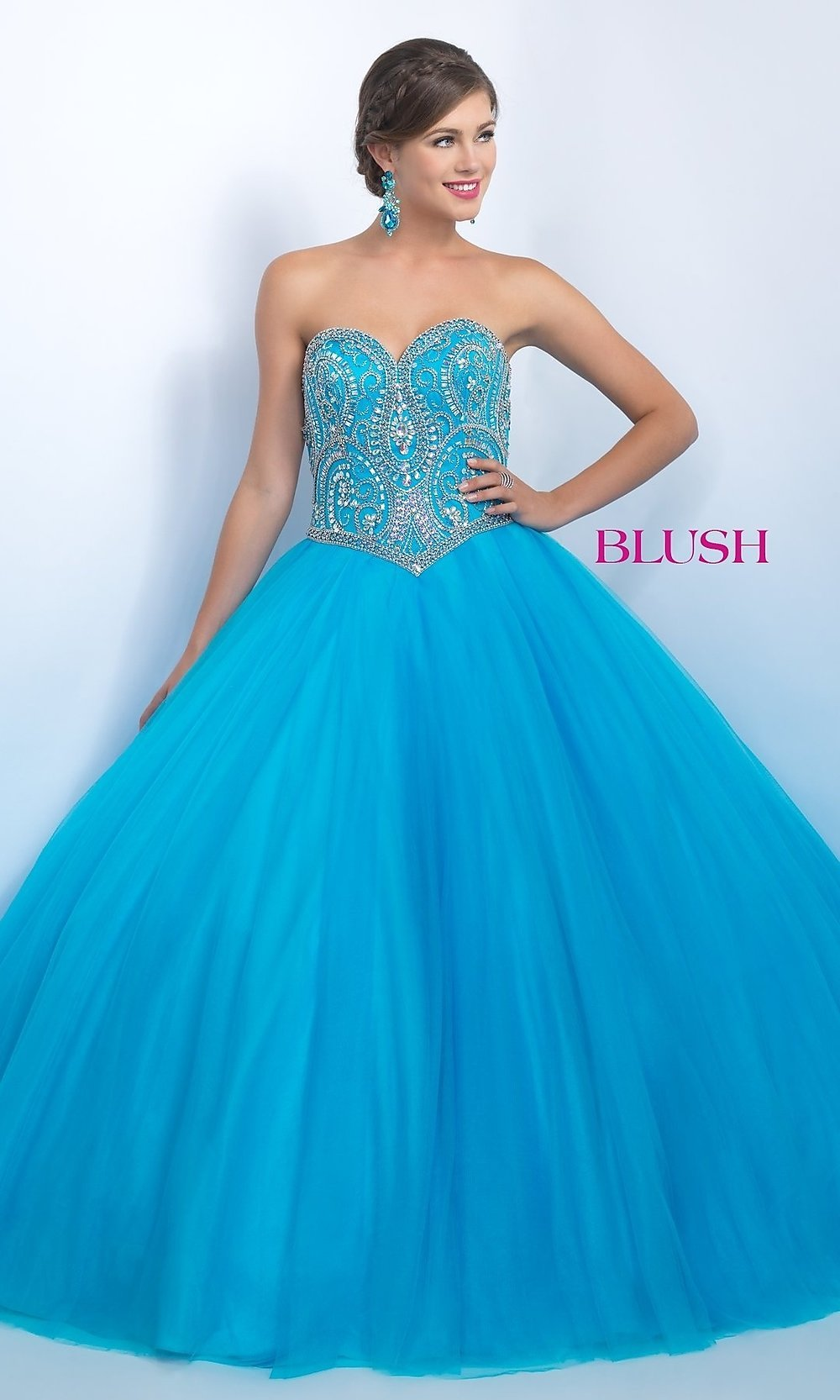 Celebrity prom dresses sexy evening gowns promgirl bl q153 hover to zoom ombrellifo Image collections