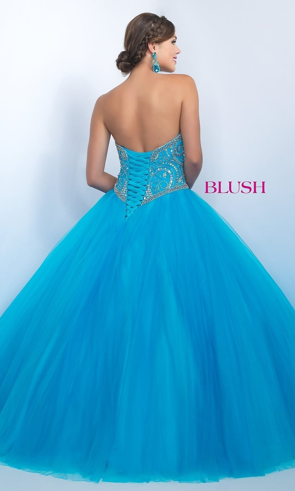 Celebrity prom dresses sexy evening gowns promgirl bl q153 hover to zoom ombrellifo Choice Image