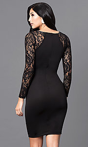 Style: MD-D13434OOL Back Image
