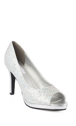 Best Peep Toe Shoes, Peep Toe High Heels, Prom Shoes
