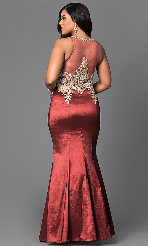 Style: DQ-9273P Back Image