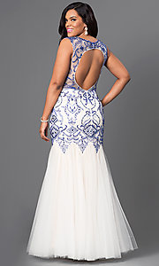 Style: DQ-9294P Back Image