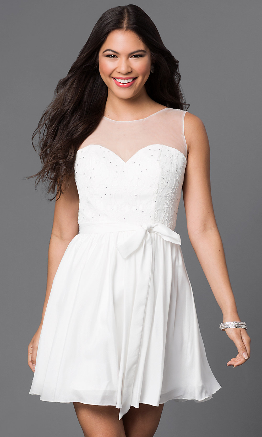 92b4d4340a1 White Dresses For Graduation Jcpenney - Gomes Weine AG