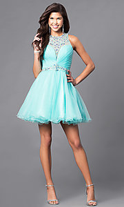 Style: DQ-9483 Detail Image 1
