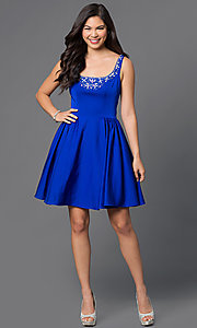 Style: DQ-9493 Detail Image 2
