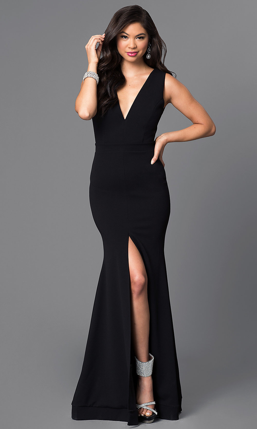 Black Formal Evening Gowns