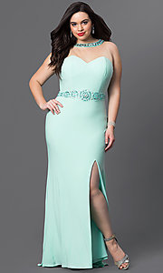 Style: DQ-9236Pn Detail Image 2