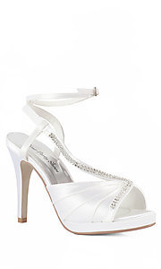 Ariel Ankle Strap Open Toe 3