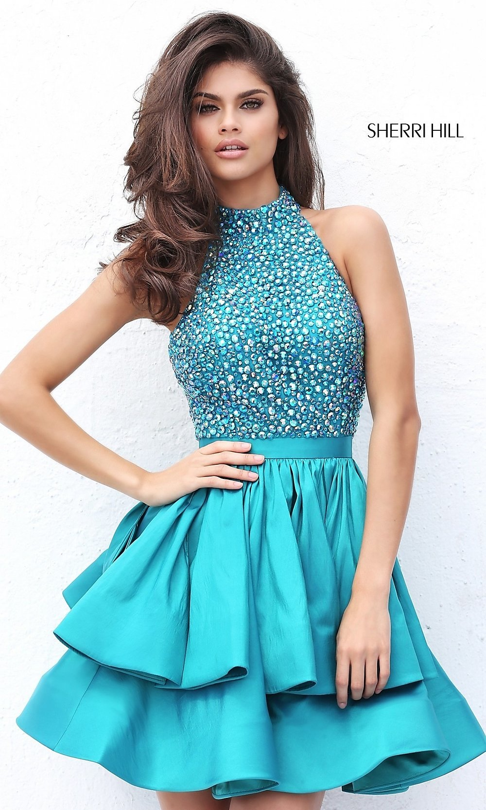 Teal Green Dress What Color Shoes