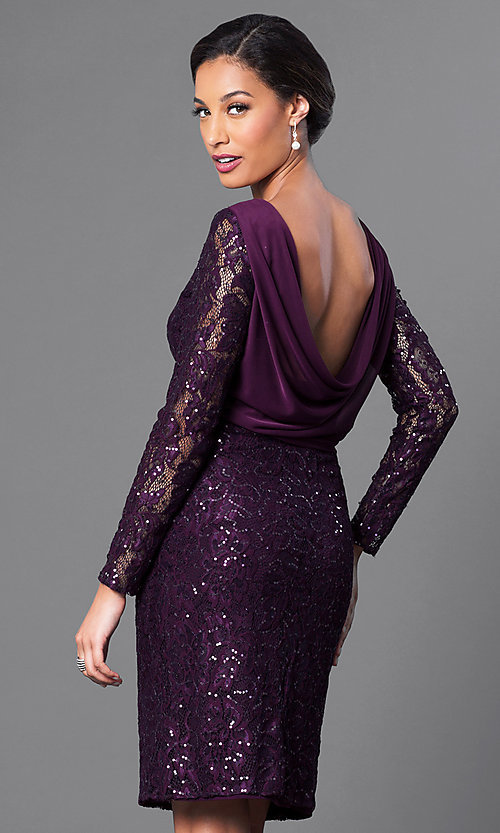 Celebrity Prom Dresses, Sexy Evening Gowns - PromGirl: JU-ON-648713