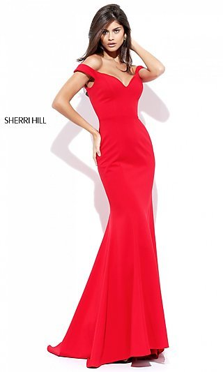 Red Prom Dresses, Red Party, Evening Dresses -PromGirl