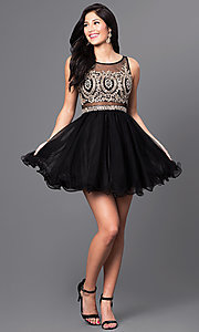 Style: DQ-9518 Detail Image 1