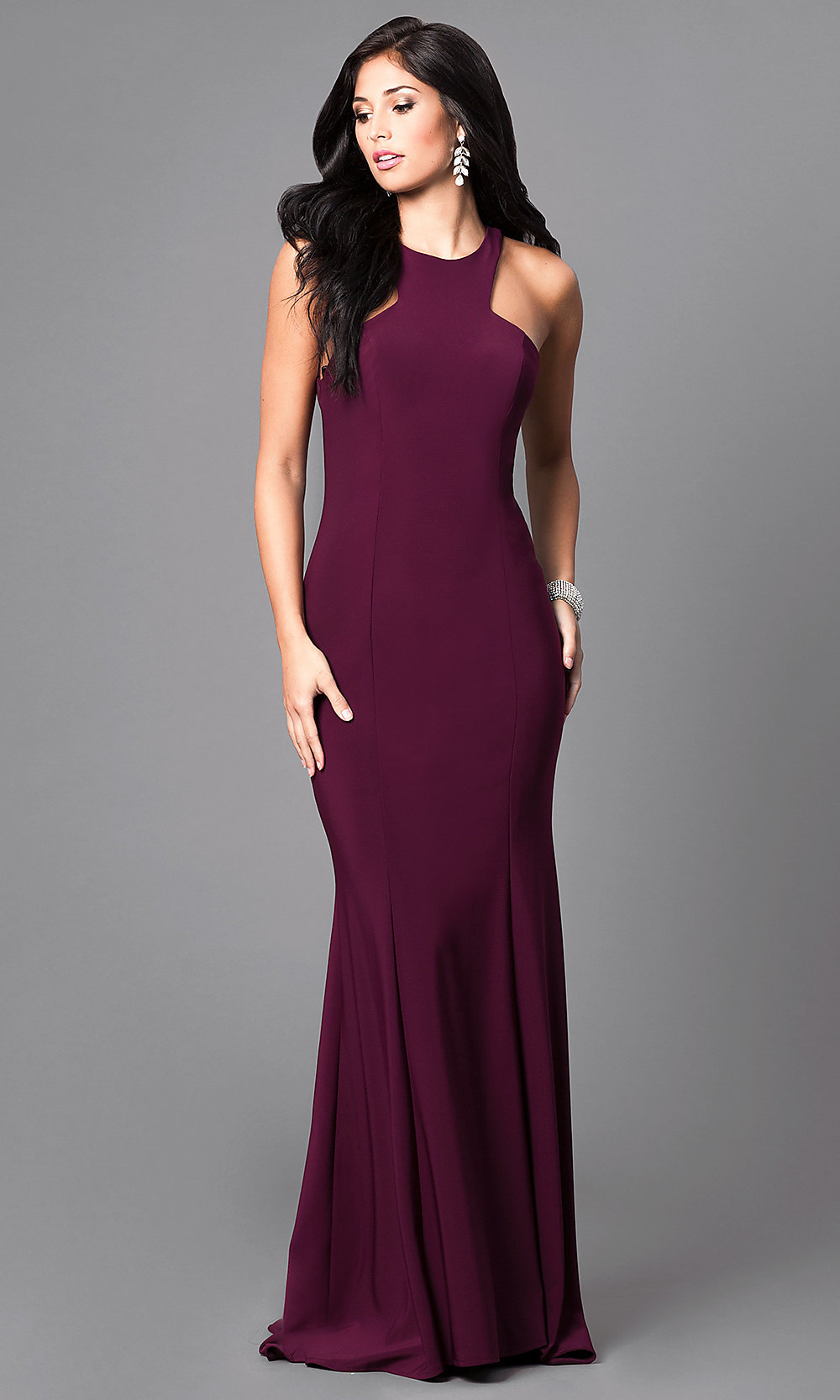 Celebrity Prom Dresses, Sexy Evening Gowns - PromGirl: ML