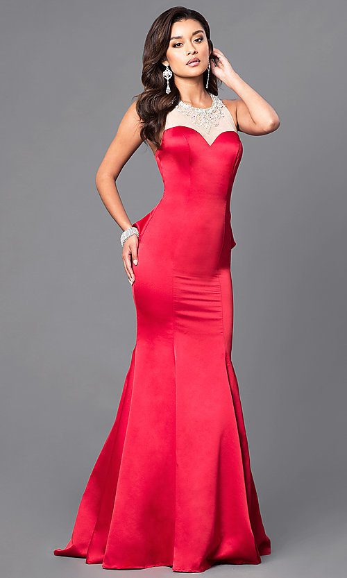 Cheap sweetheart neckline dresses