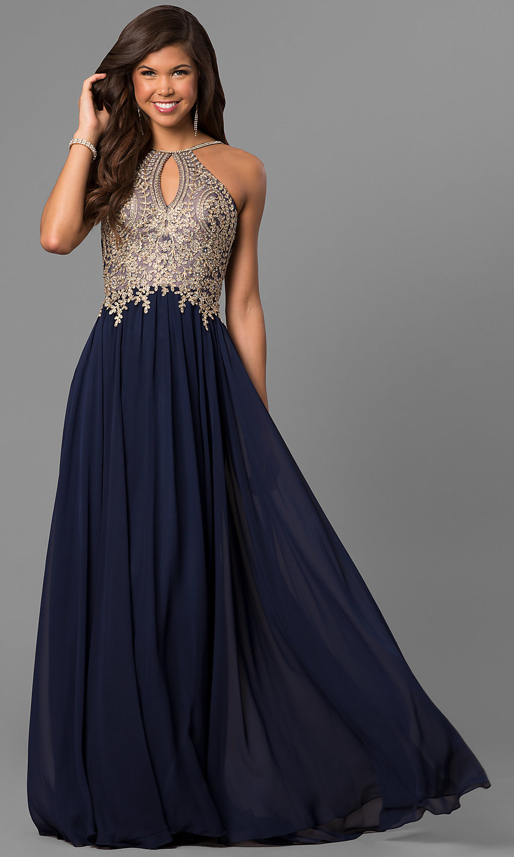 Collection Full Sleeve Dresses Prom Pictures - Vicing