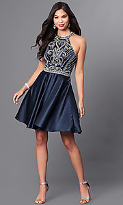 Style: DQ-9663 Detail Image 1