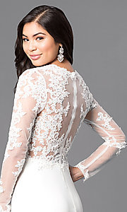 Style: DQ-9577 Detail Image 2