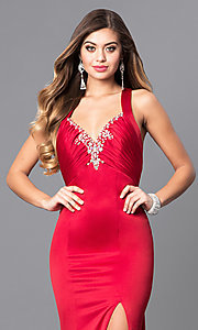 Style: DQ-9632 Detail Image 2