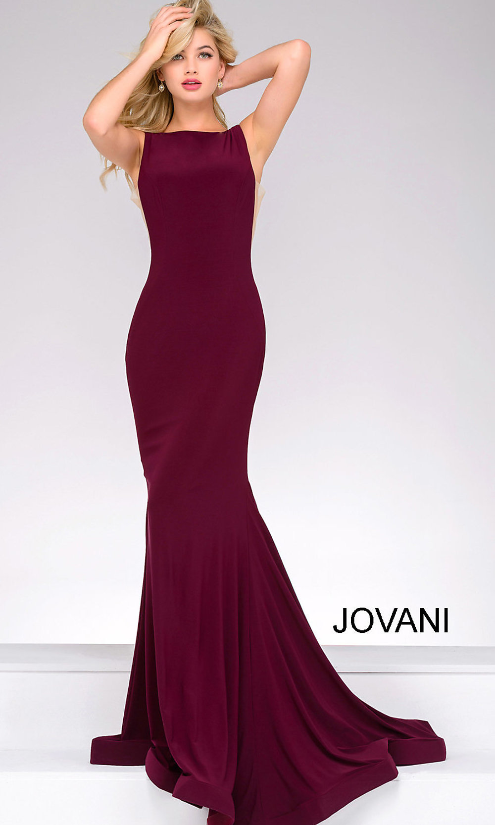 Celebrity Prom Dresses, Sexy Evening Gowns - PromGirl: JO-47100