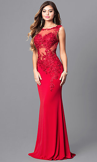 Long Prom Dress- Short Prom Dress- Prom Gowns