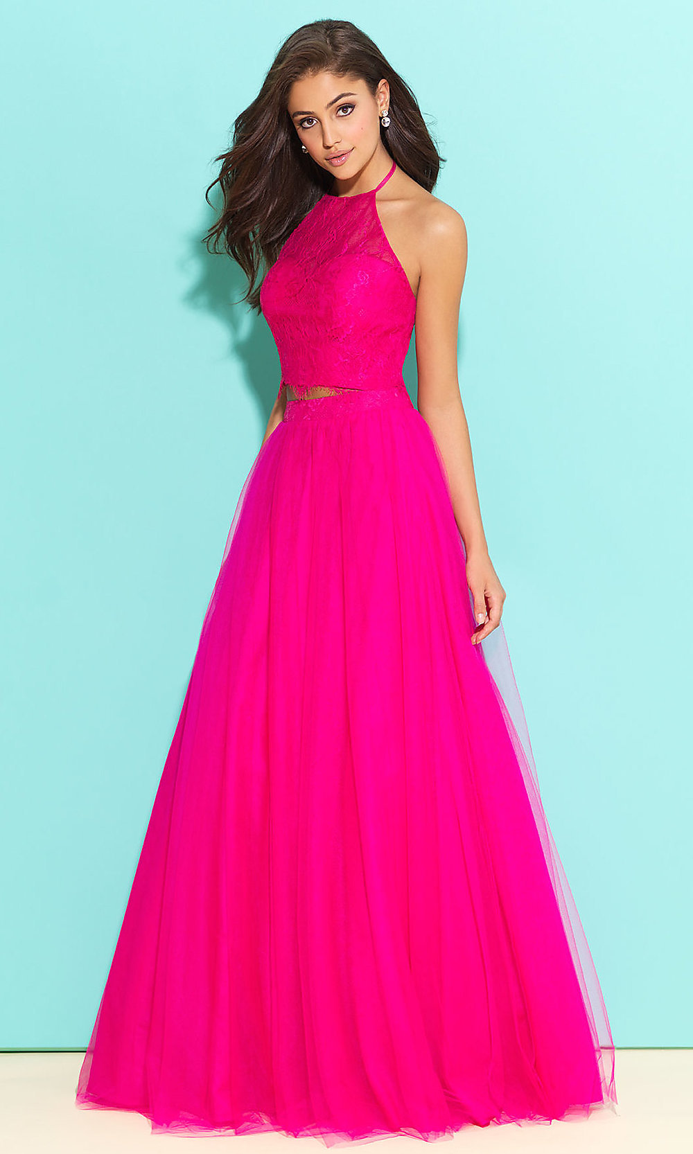 Celebrity Prom Dresses, Sexy Evening Gowns - PromGirl: NM-17-284