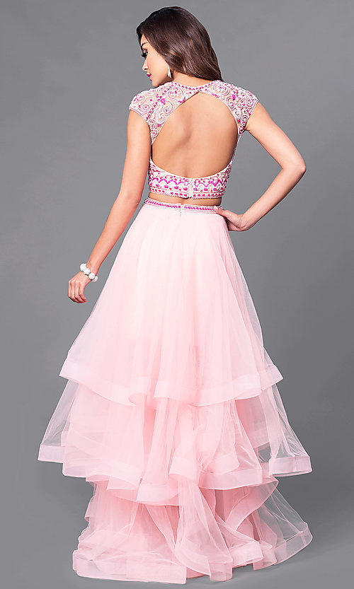 Bollywood sexy prom dresses promgirl