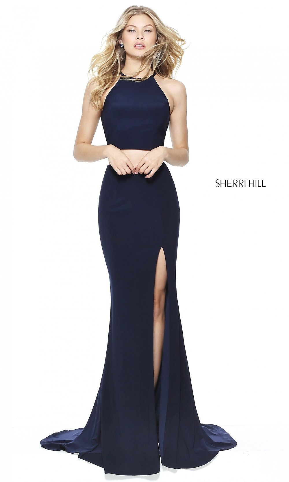 Two-Piece Short Dresses, 2 Piece Prom Gowns - PromGirl
