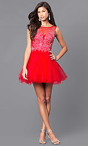 Style: DQ-9203 Detail Image 1