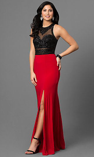 Sleek Evening Gowns Sexy Prom Dresses P3 By 32