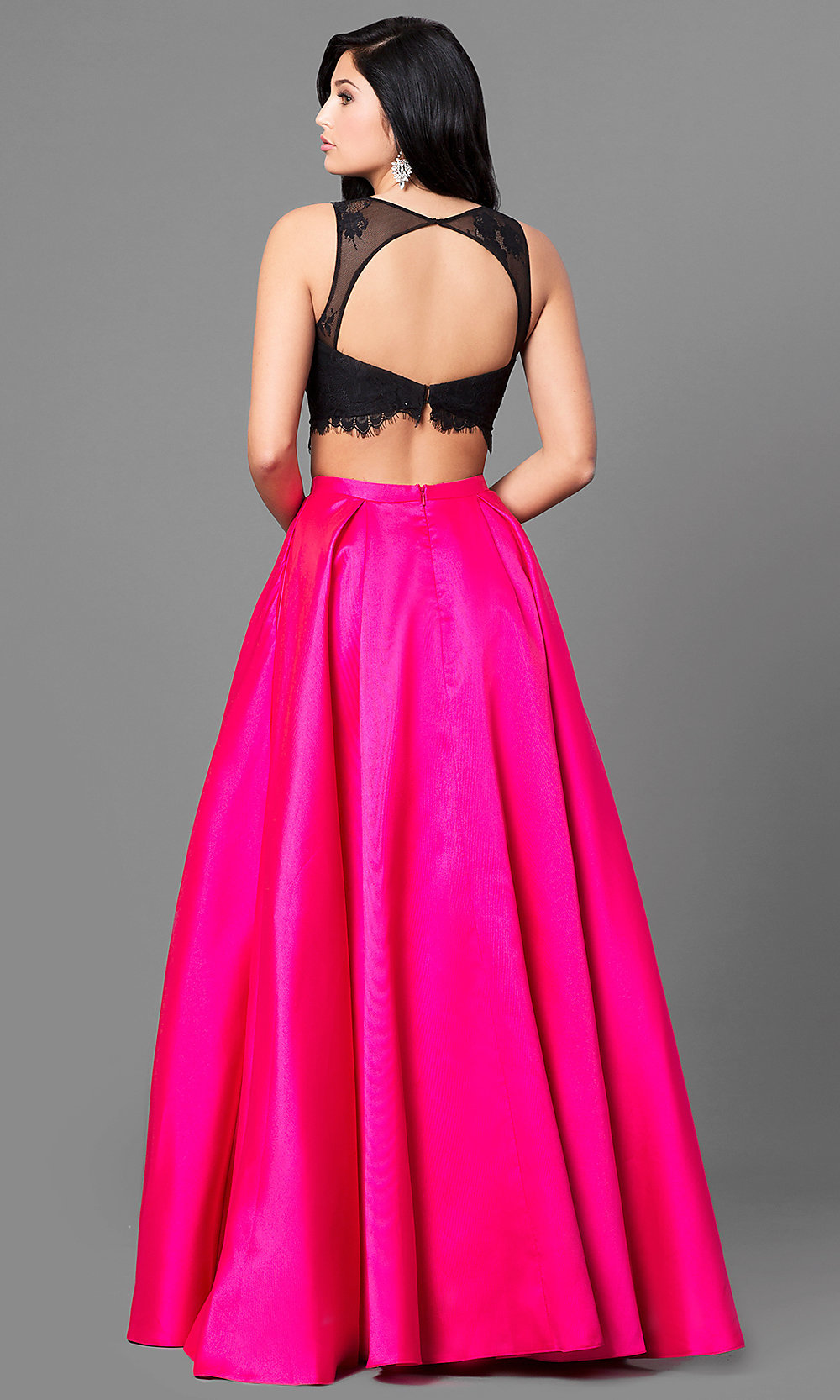 Celebrity Prom Dresses, Sexy Evening Gowns - PromGirl: TE-6100