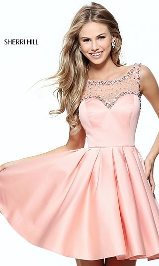 Sweet Sixteen Designer Party Dresses Promgirl