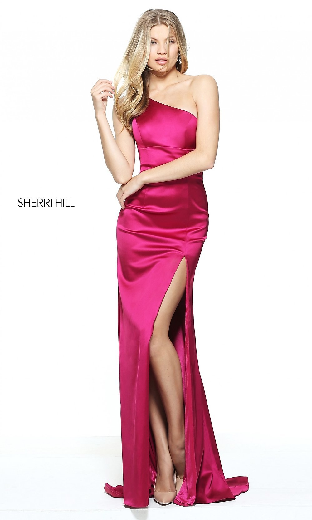 Celebrity Prom Dresses, Sexy Evening Gowns - PromGirl: SH-51007