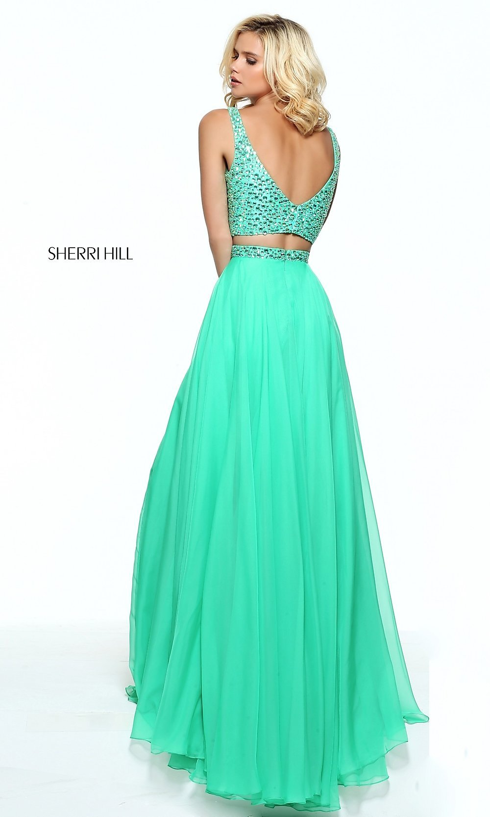 Celebrity Prom Dresses, Sexy Evening Gowns - PromGirl: SH-51008