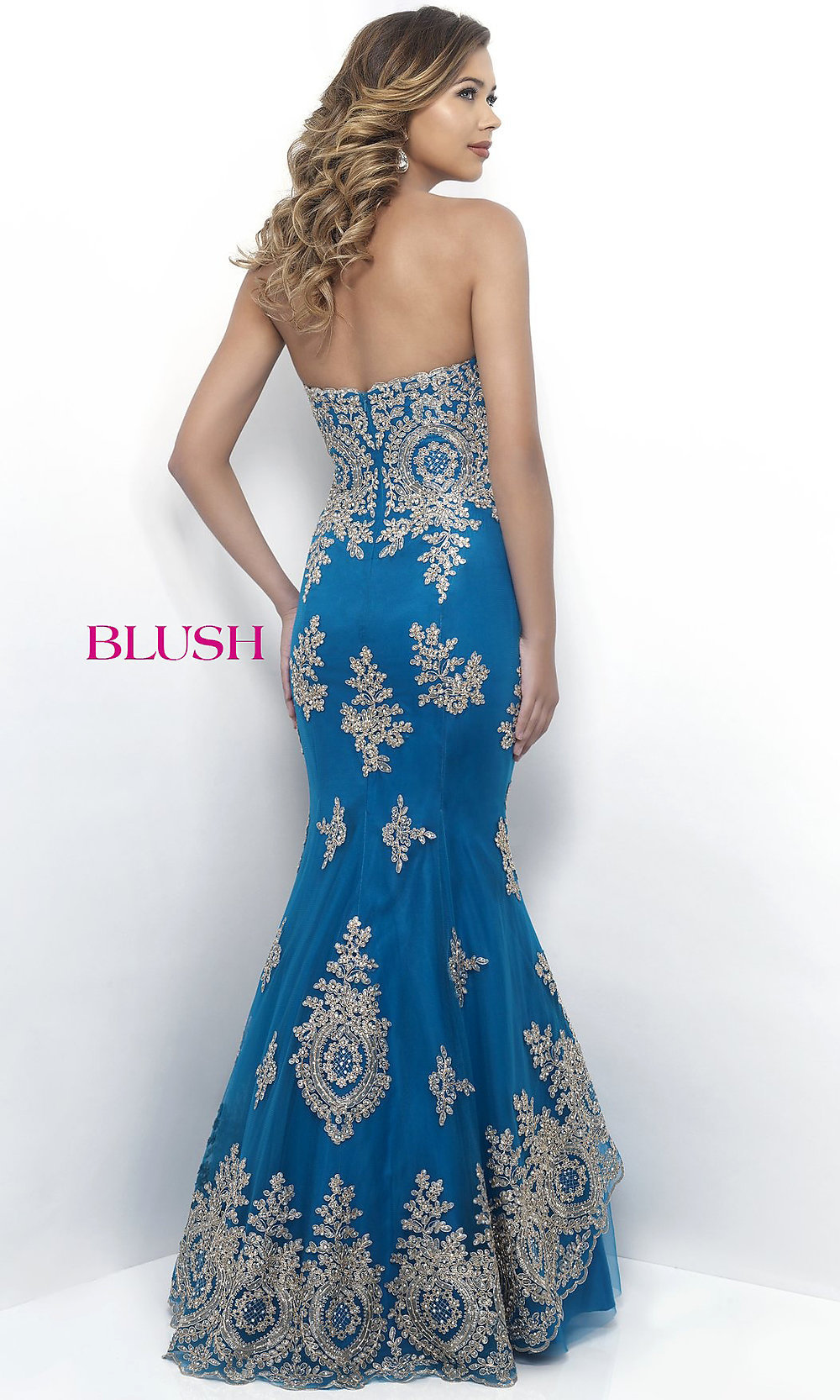 Celebrity Prom Dresses, Sexy Evening Gowns - PromGirl: BL-11269