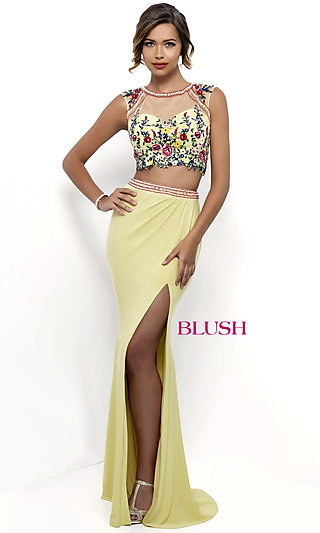 Yellow Prom Gowns Yellow Short Dresses