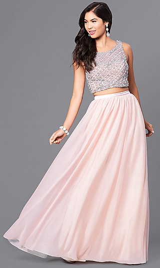 Long Short Prom Dresses