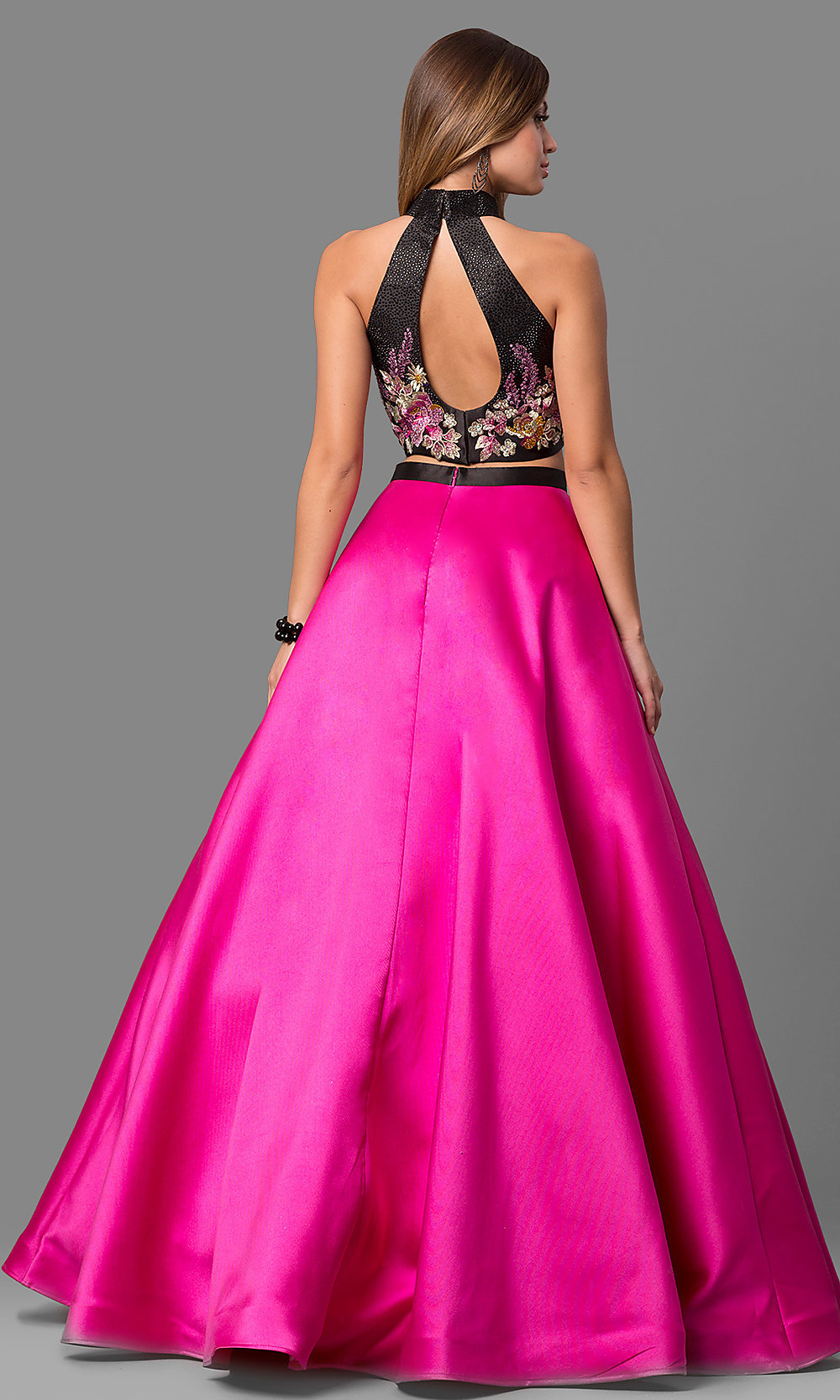 Celebrity Prom Dresses, Sexy Evening Gowns - PromGirl: JO-59350