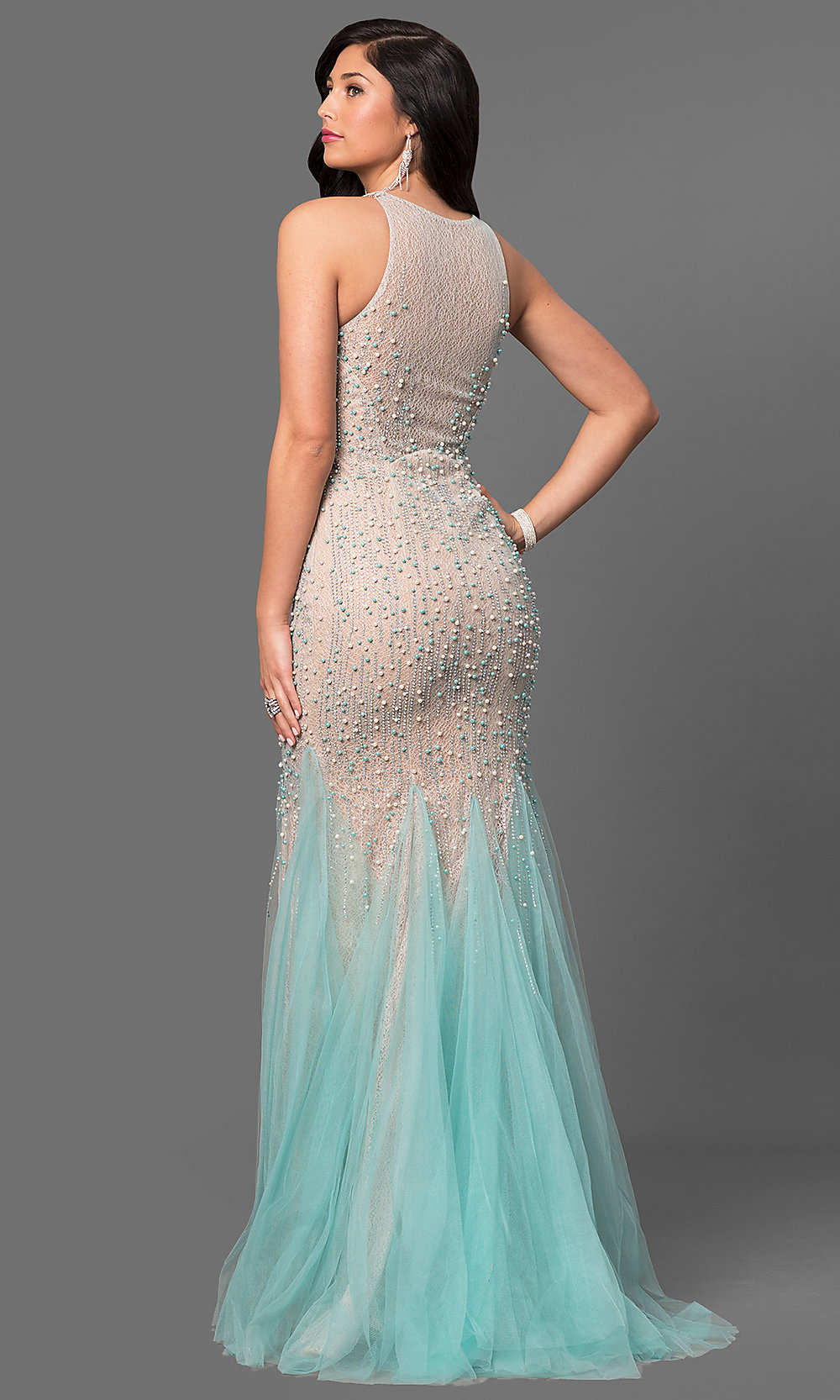 Celebrity Prom Dresses, Sexy Evening Gowns - PromGirl: TI-1711P2391