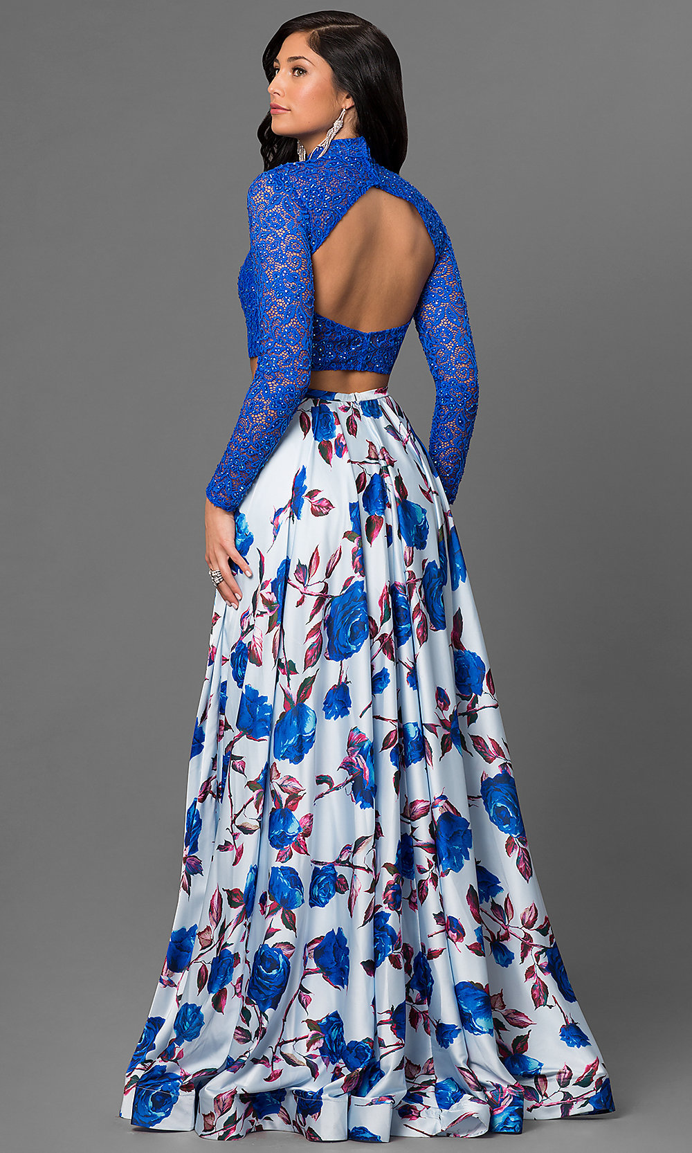 Celebrity prom dresses sexy evening gowns promgirl lf 24507 hover to zoom izmirmasajfo Image collections