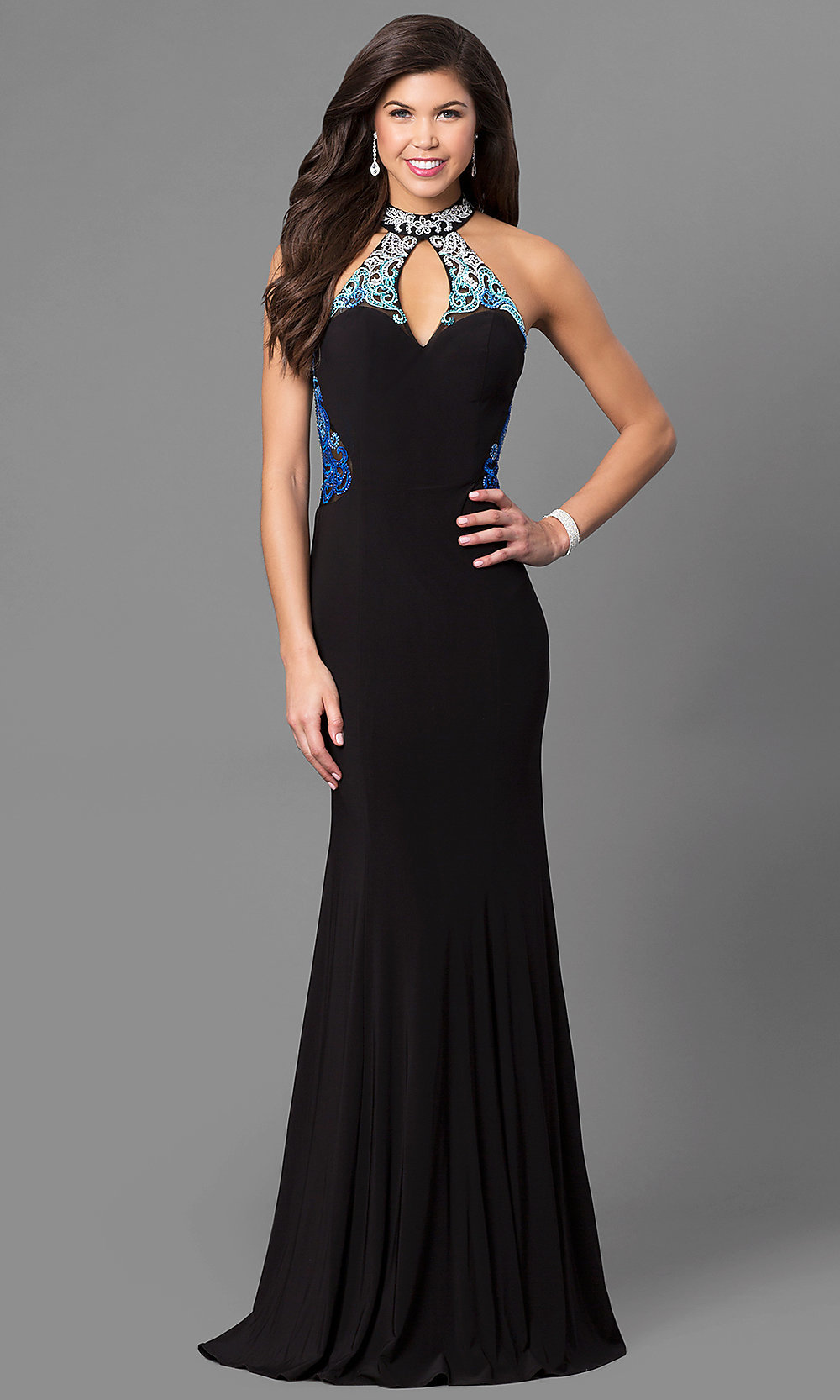 Celebrity Prom Dresses, Sexy Evening Gowns - PromGirl