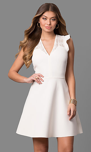 XOXO Cheap Short Party and Cocktail Dresses -PromGirl