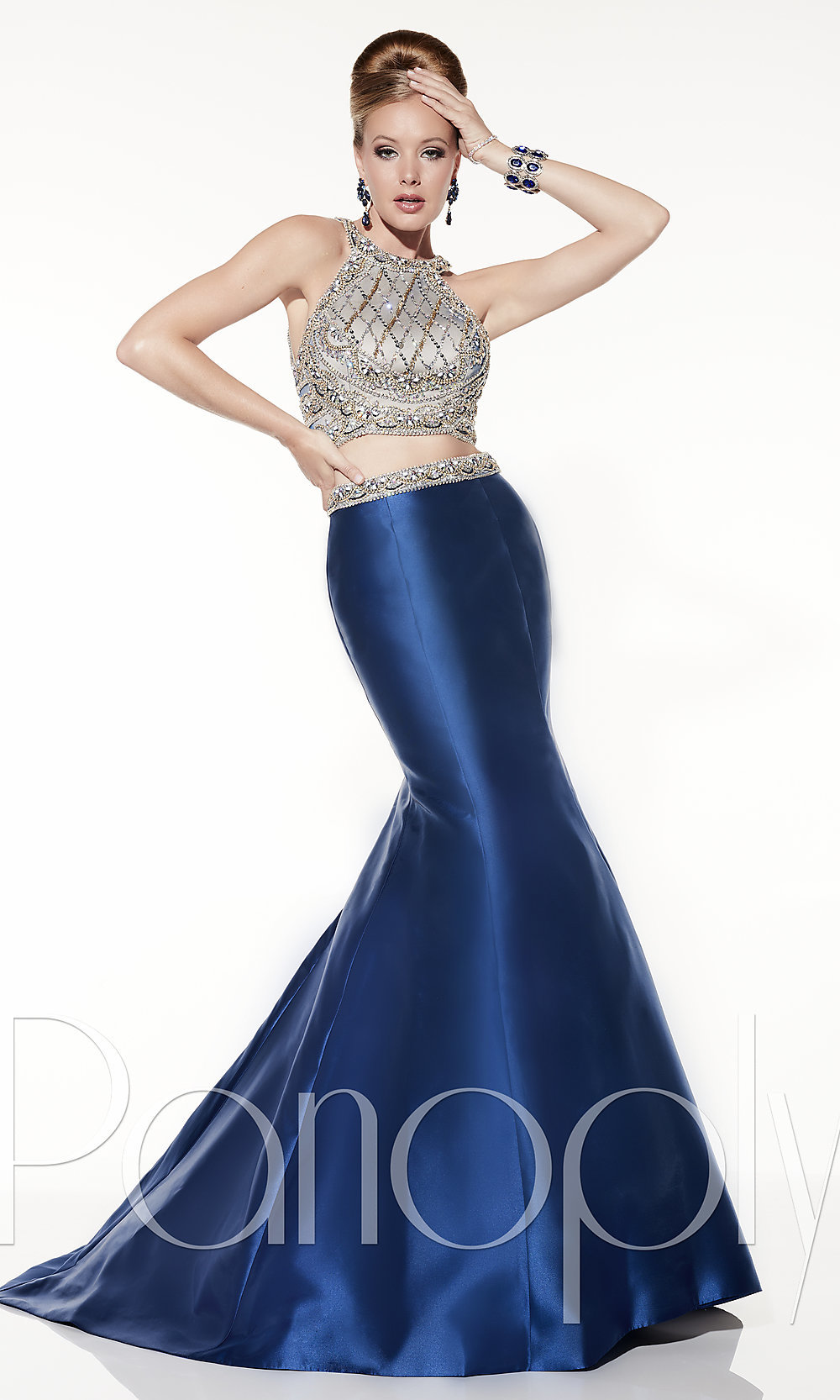 Celebrity Prom Dresses, Sexy Evening Gowns - PromGirl: PA-14797