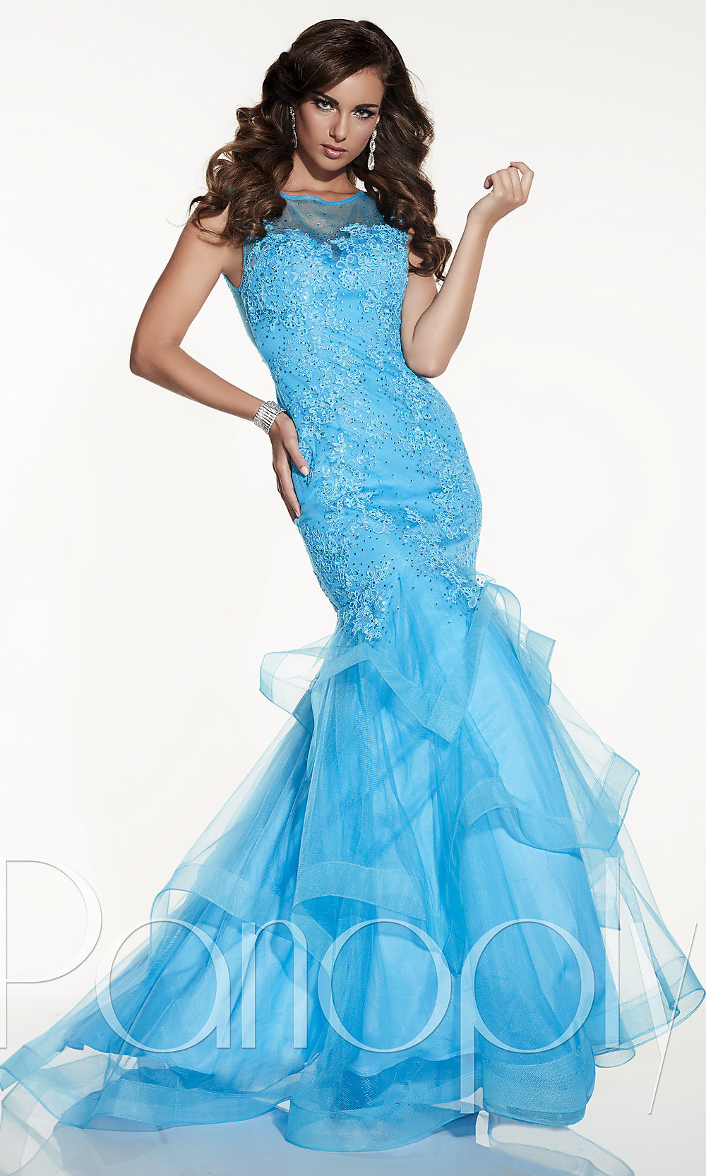 Celebrity Prom Dresses, Sexy Evening Gowns - PromGirl: PA-14803