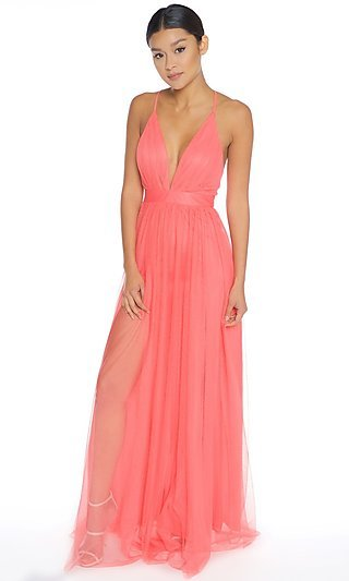 Pink Prom Dresses Party Dresses In Pink Promgirl
