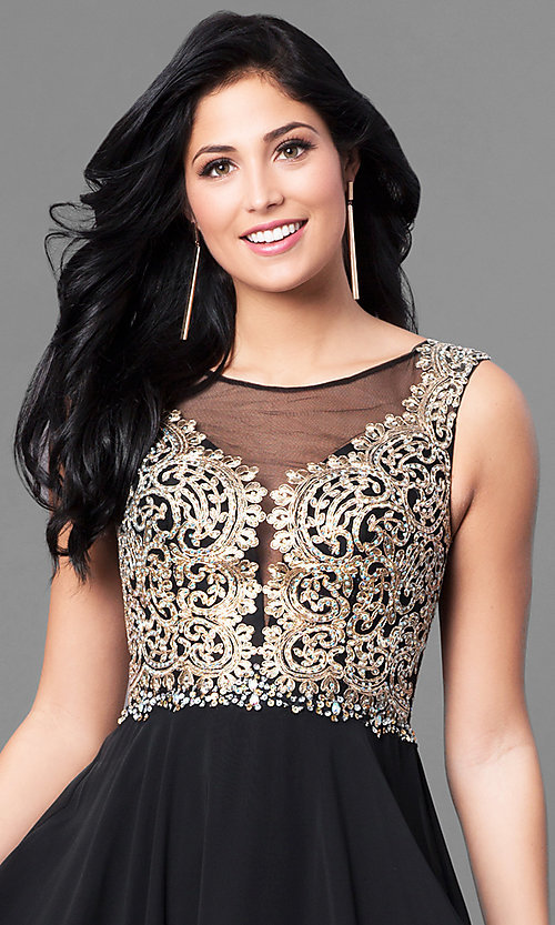 Style: DQ-9826 Detail Image 2